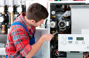 Автоматизация системы отопления